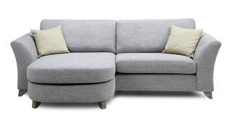 Dovedale Formal Back 4 Seater Lounger