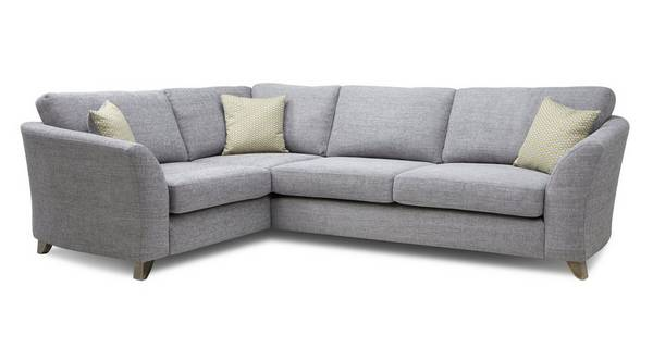 Dovedale Formal Back Right Hand Facing 3 Seater Corner Sofa