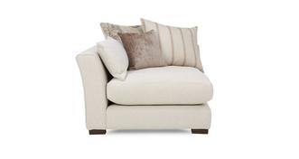 Dream Left Hand Facing Arm 1 Seater Unit