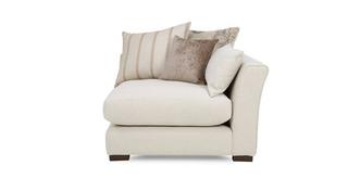 Dream Right Hand Facing Arm 1 Seater Unit