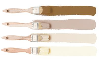 Dulux Paint Swatches