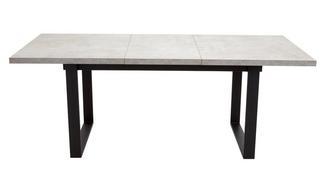 Duplex Rechthoekige uitschuifbare tafel