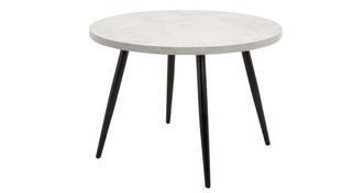 Duplex Round Fixed Top Table