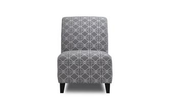 Patroon Accent fauteuil Dusky Pattern