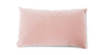 Dusky Velvet Bolster Cushion