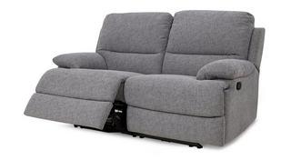 Dynamic 2-zitter handbediende recliner