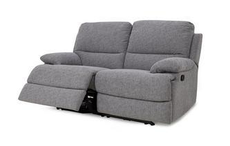 2-zitter handbediende recliner