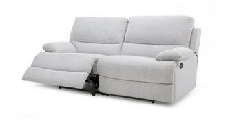 Dynamic 3-zitter handbediende recliner