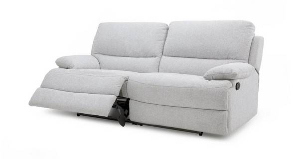Dynamic 3 Seater Manual Recliner