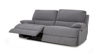 Dynamic 3 Seater Electric Recliner