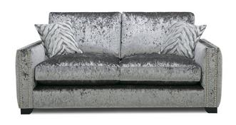 Dynasty Formal Back 3 Seater Sofa