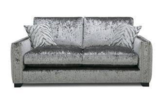 Formal Back 3 Seater Sofa Dynasty