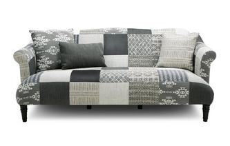 Patch 3 Seater Sofa