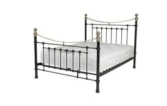 Double Bed Frame Ebony
