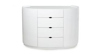 Eclipse Dresser with 4 Drawers