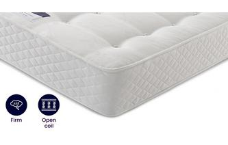 4ft 6 Double Ortho Mattress Silentnight Mattress