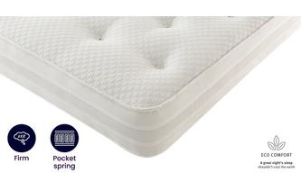 5ft King Pocket 1000 Mattress Silent Night Mattress