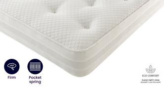 Eco 6ft Super King Pocket 1000 Mattress