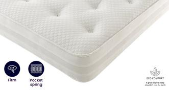 Eco 6ft Super King Pocket 1200 Mattress