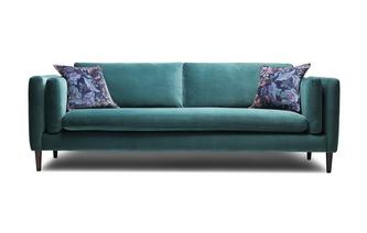 Large Sofa Luxe Velvet