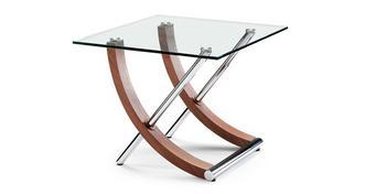 Edge Lamp Table