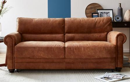Leather Sofa Beds That Combine Quality & Value Ireland - Reds and ...