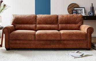 Quality Leather Sofas In A Range Of Styles Ireland Dfs