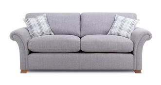 Edwin 3 Seater Formal Back Sofa