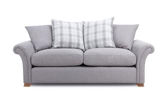 3 Seater Pillow Back Sofa Arran