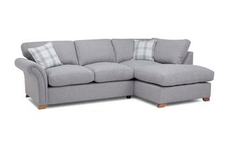 Left Hand Facing Formal Back Corner Sofa Arran