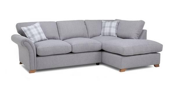 Edwin Left Hand Facing Formal Back Corner Sofa