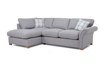 Right Hand Facing Formal Back Corner Sofa Arran