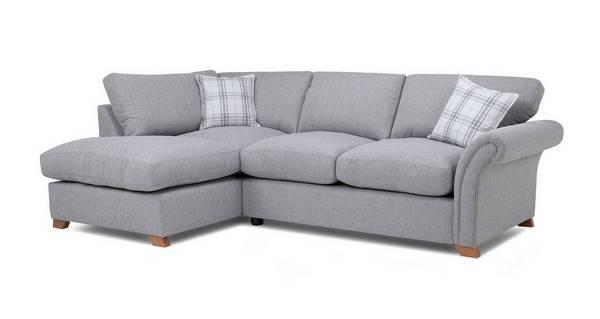 Edwin Right Hand Facing Formal Back Corner Sofa