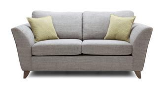 Elban Large 2 Seater Formal Back Sofa