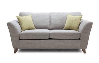 Large 2 Seater Formal Back Sofa Elban