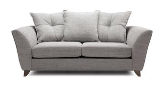 Elban Large 2 Seater Pillow Back Sofa