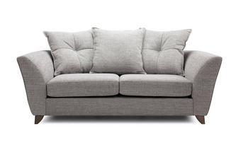 Large 2 Seater Pillow Back Sofa Elban