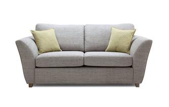 Large 2 Seater Formal Back Sofa Bed Elban