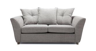 Elban Large 2 Seater Pillow Back Sofa Bed