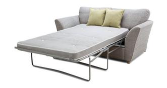 Elban Large 2 Seater Formal Back Deluxe Sofa Bed