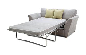 Large 2 Seater Formal Back Deluxe Sofa Bed Elban
