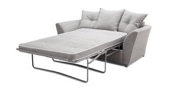 Elban Grote 2-zits Deluxe slaapbank met losse kussens