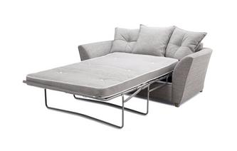 Large 2 Seater Pillow Back Deluxe Sofa Bed Elban