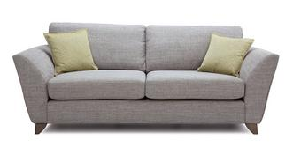 Elban 3 Seater Formal Back Sofa