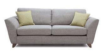Elban 3 Seater Formal Back Sofa
