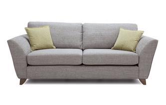 3 Seater Formal Back Sofa Elban