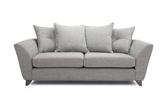 3 Seater Pillow Back Sofa Elban