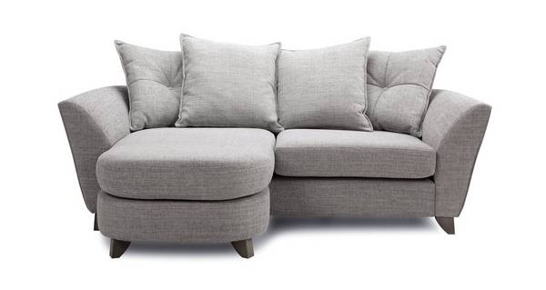 Elban 3 Seater Pillow Back Lounger