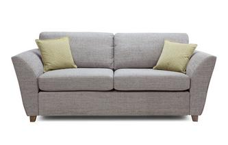 3 Seater Formal Back Sofa Bed Elban