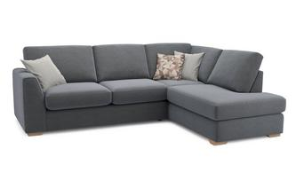Left Arm Facing Open End Corner Sofa